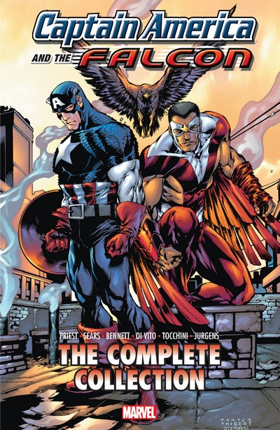 Captain America & The Falcon by Christopher Priest – The Complete Collection (2020) (Omnibus)