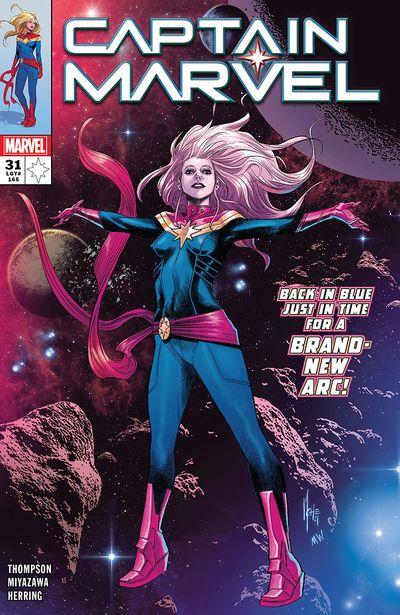 Captain Marvel #31 (2021)