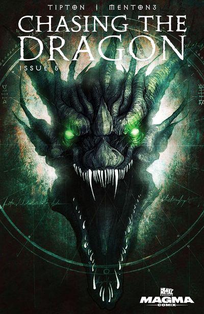 Chasing the Dragon #5 (2021)