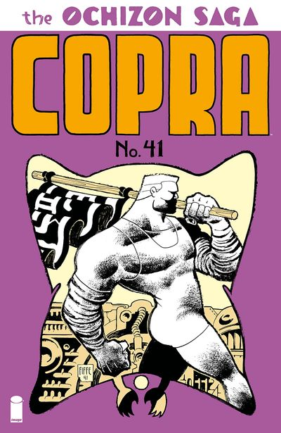 Copra #41 (2021)