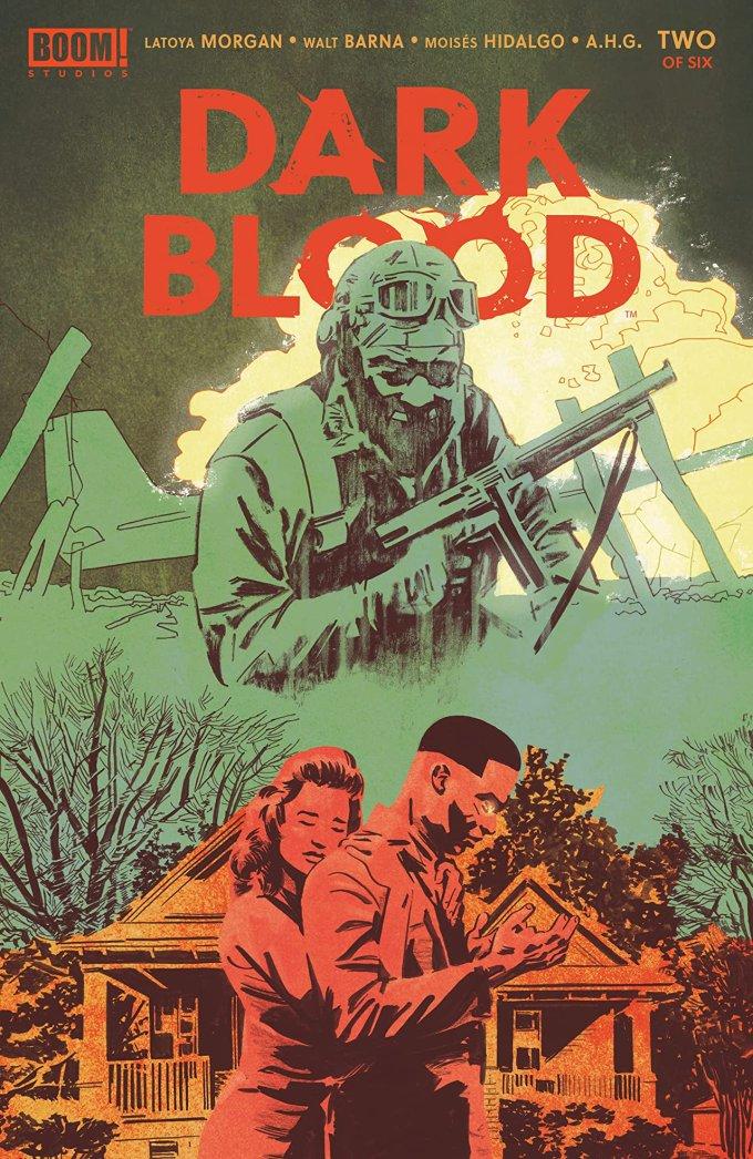 Dark Blood #2 (2021)