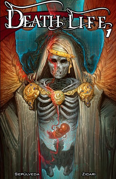Death by Life #1 – 3 (2021)