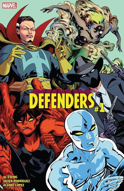 Defenders #1 (2021)