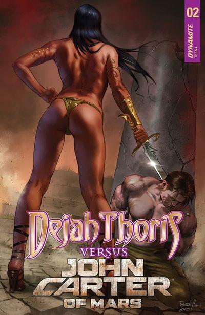 Dejah Thoris vs. John Carter of Mars #2 (2021)