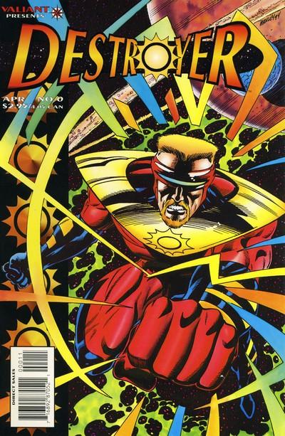 Destroyer #0 (1995)