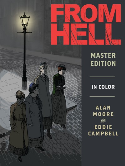 From Hell – Master Edition (TPB) (2020)