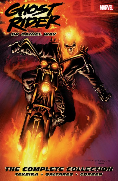 Ghost Rider by Daniel Way – The Complete Collection (2017)