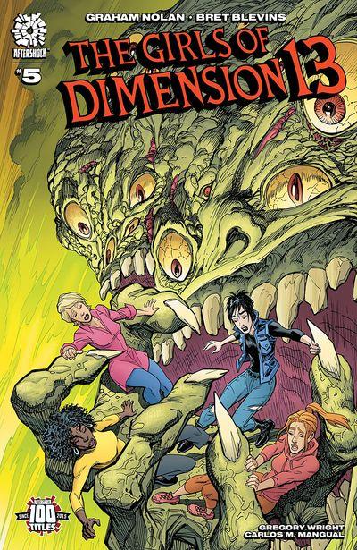 Girls of Dimension 13 #5 (2021)