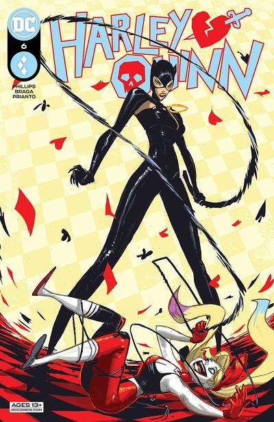 Harley Quinn #6 (2021)