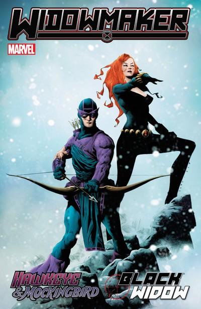 Hawkeye and Mockingbird – Black Widow – Widowmaker (TPB) (2014)