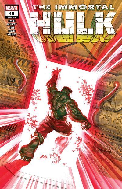 Immortal Hulk #49 (2021)