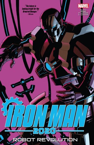 Iron Man 2020 – Robot Revolution (TPB) (2020)