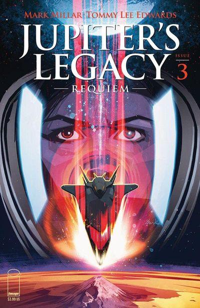 Jupiter's Legacy – Requiem #3 (2021)