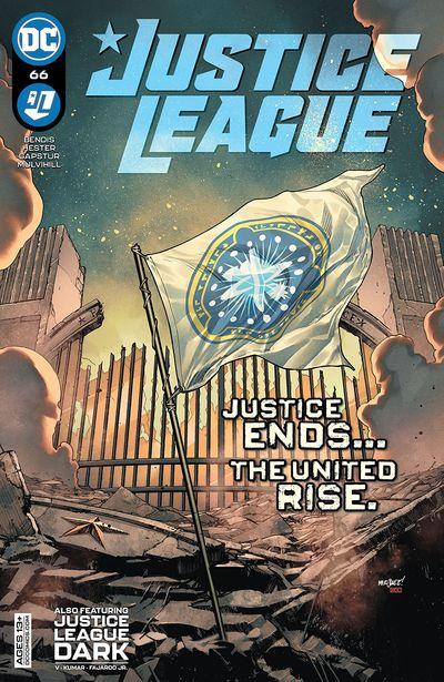 Justice League #66 (2021)