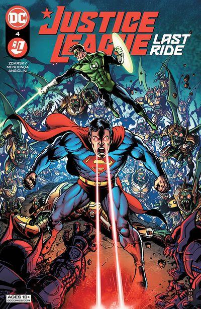 Justice League – Last Ride #4 (2021)