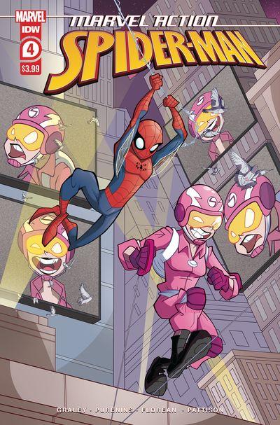 Marvel Action – Spider-Man #4 (2021)