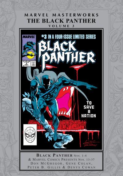 Marvel Masterworks – Black Panther Vol. 3 (2021)