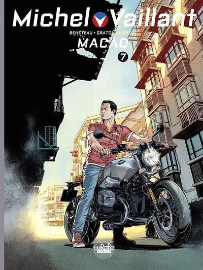 Michel Vaillant #7 – Macao (2021)
