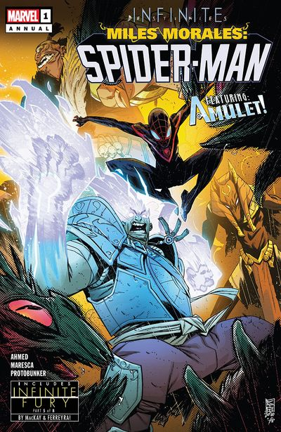 Miles Morales – Spider-Man Annual #1 (2021)