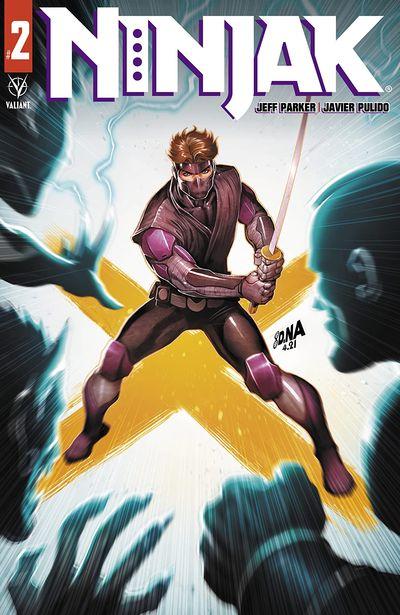 Ninjak #2 (2021)
