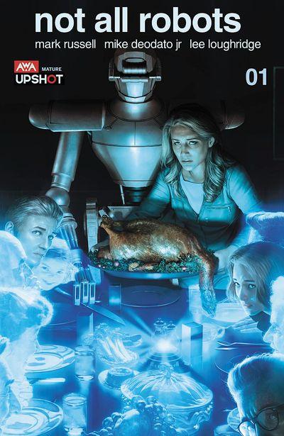 Not All Robots #1 (2021)