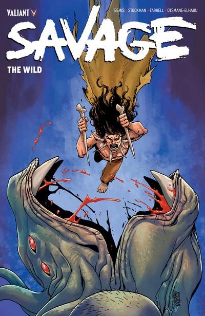 Savage – The Wild (TPB) (2021)