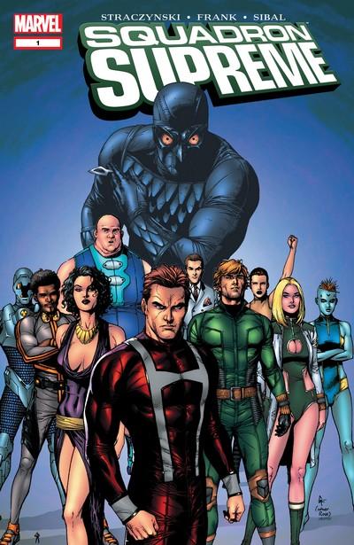 Squadron Supreme #1 – 7 (2006)