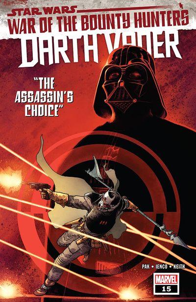 Star Wars – Darth Vader #15 (2021)