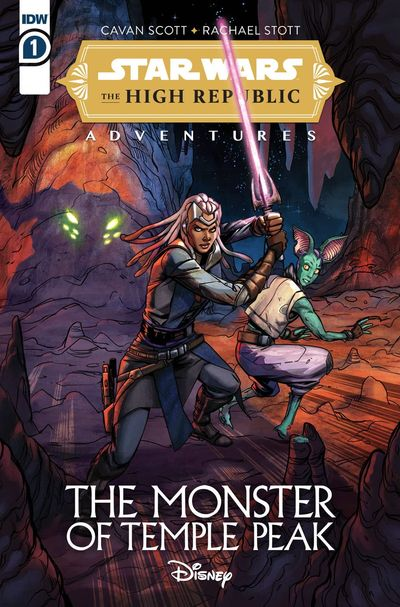 Star Wars – The High Republic Adventures – The Monster of Temple Peak #1 (2021)