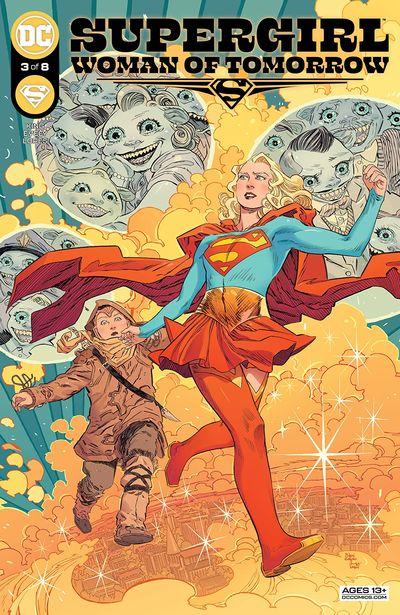 Supergirl – Woman of Tomorrow #3 (2021)