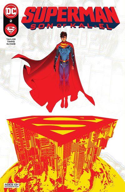 Superman – Son of Kal-El #2 (2021)