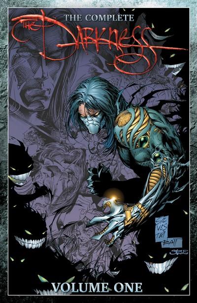 The Complete Darkness Vol. 1 (2021) (Omnibus)