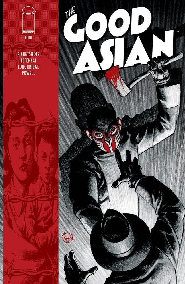 The Good Asian #4 (2021)