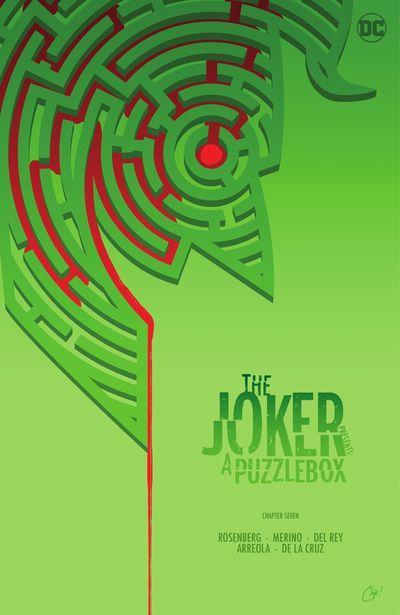 The Joker Presents – A Puzzlebox #7 (2021)