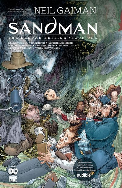 The Sandman – The Deluxe Edition Book 1 (2020)