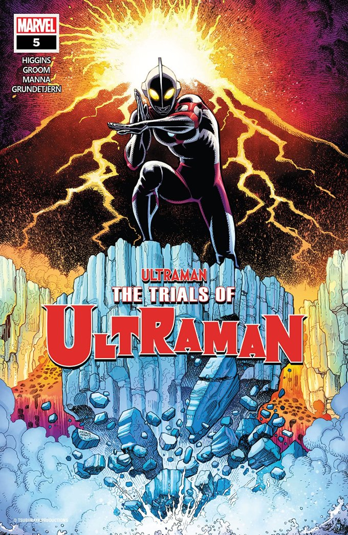 The Trials Of Ultraman #5 (2021)