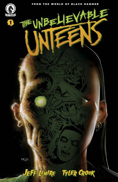 The Unbelievable Unteens – From the World of Black Hammer #1 (2021)