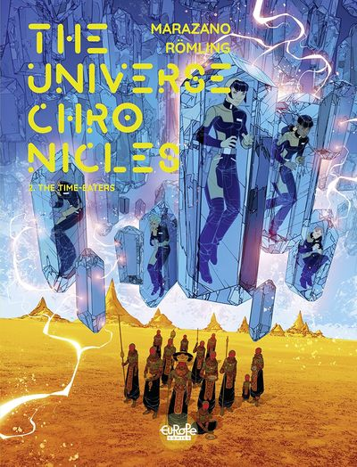 The Universe Chronicles Vol. 2 – The Time-Eaters (2021)
