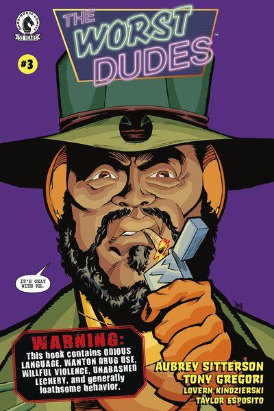 The Worst Dudes #3 (2021)