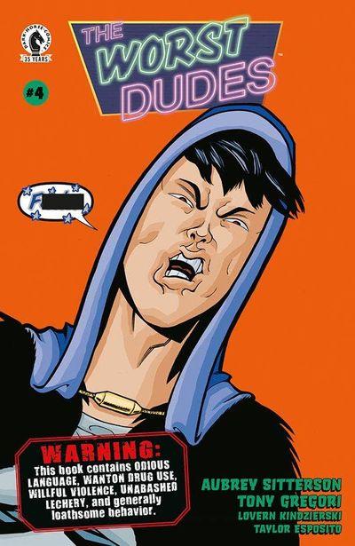 The Worst Dudes #4 (2021)