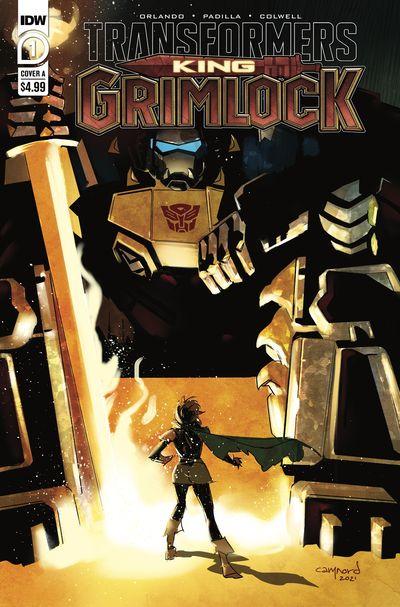 Transformers – King Grimlock #1 (2021)
