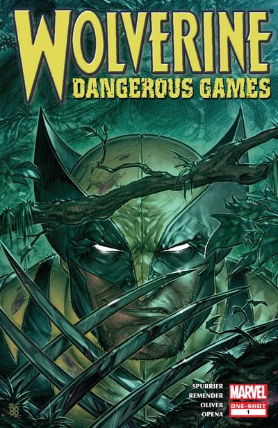 Wolverine – Dangerous Games #1 (2008)