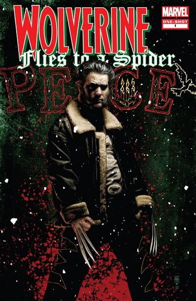 Wolverine – Flies to a Spider #1 (2009)