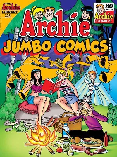Archie Comics Double Digest #323 (2021)