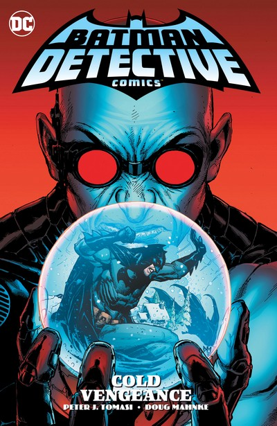 Batman – Detective Comics Vol. 4 – Cold Vengeance (TPB) (2021)