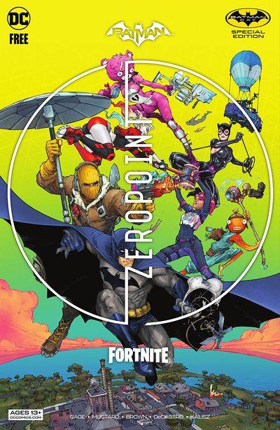 Batman – Fortnite – Zero Point – Batman Day Special Edition #1 (2021)