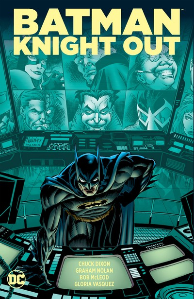 Batman – Knight Out (TPB) (2020)