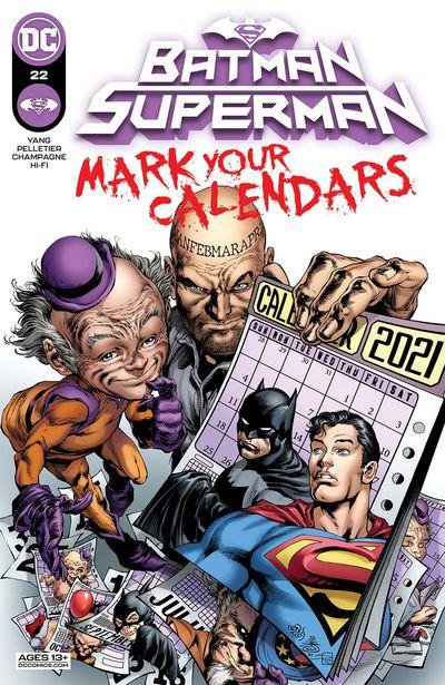Batman – Superman #22 (2021)