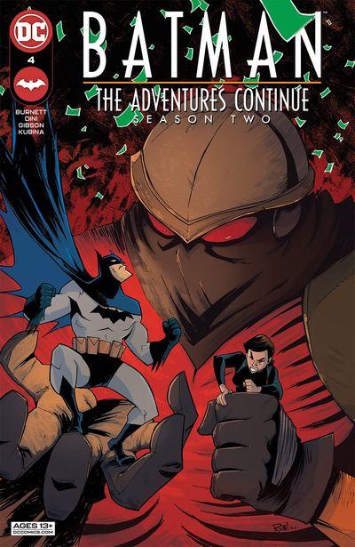 Batman – The Adventures Continue – Season Two #4 (2021)