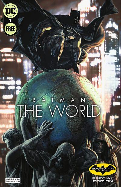 Batman – The World – Batman Day Special Edition #1 (2021)